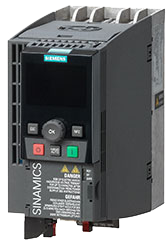 Frequency inverter with FIBRO software