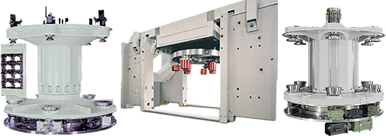 FIBRO Rotary tables RotoCutting Special solutions