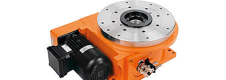 RotoMotion Rotary tables for automation systems