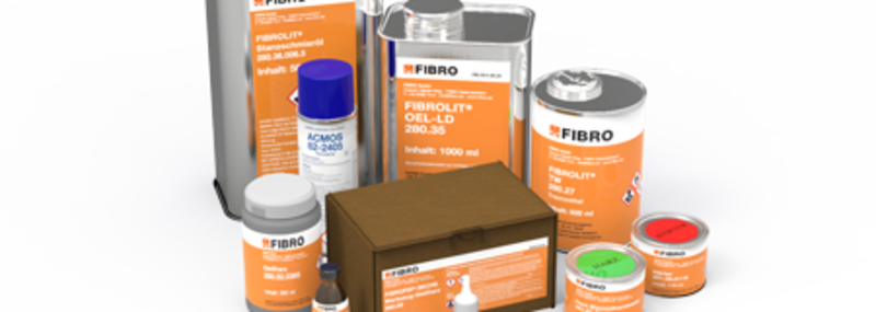 FIBRO-CHEMICAL TOOLING AIDS